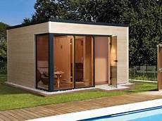 sauna im garten baugenehmigung weka besondere holzh 228 user saunahaus cubilis weka holzbau