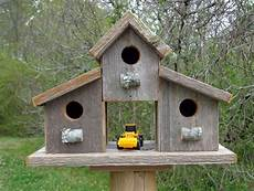 cedar bird house plans rustic reclaimed cedar birdhouse barn bird house feeder