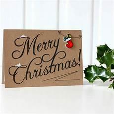 christmas merry christmas card by little silverleaf notonthehighstreet com