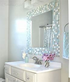 Bathroom Mirrors Mosaic by Trending Diy Mirror Projects Mosaic Tile Bathrooms