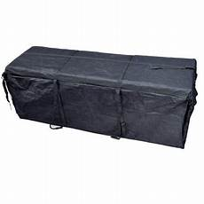 calhome 58 inch large cargo carrier bag suv rv truck hitch roof top rack luggage weather