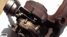 turbolader wechsel vw sharan