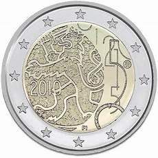 2 euros finlande finlande 2010 2 comm 233 morative arthur maury