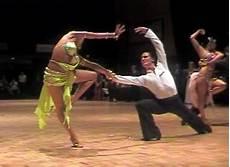 danse de salon rumba danse de salon wikip 233 dia