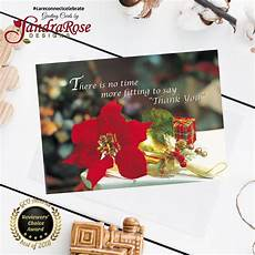merry christmas business setting thank you with poinsenttia card christmas cards merry