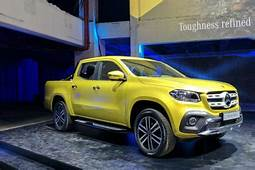 New 2018 Mercedes X Class Pick Up Truck Revealed  Auto