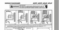 goodman aruf air handler wiring diagrams furnace model goodman electric heat wiring hvac diy chatroom home improvement forum