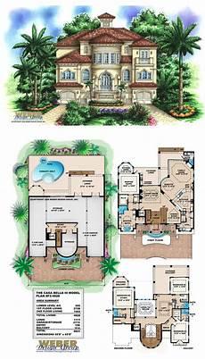 3 story floor plans house plan 3 story coastal mediterranean style home
