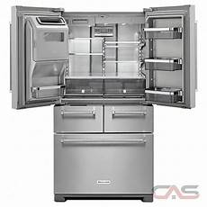 Kitchenaid Refrigerator by Krmf706ess Kitchenaid Refrigerator Canada Best Price