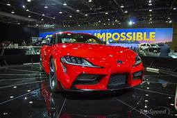 2020 Toyota Supra Pictures Photos Wallpapers And Videos