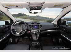 2015 Honda CR V Dashboard   The Truth About Cars