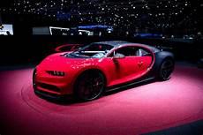 Bugatti At The Geneva Motor Show 2018 Gtspirit