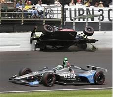 sebastien bourdais crash graham rahal on indy 500 crash with sebastien bourdais