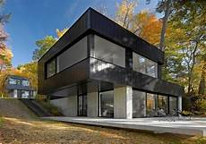 the benefits of a nature surrounded home modern houses surrounded by trees architectural appeal