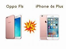 Perbandingan Bagus Mana Hp Oppo F1s Vs Apple Iphone 6s