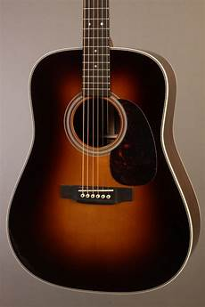 Aa9318 Martin Hd 28 Sunburst New