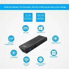 Acepc Intel Z8350 32gb Wifi Bluetooth by Acepc T6 Intel Z8350 2gb Ram 32gb Rom 5g Wifi Bluetooth 4