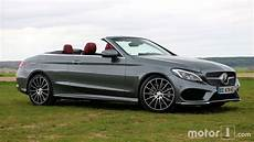 Essai Mercedes Classe C Cabriolet L Essayer C Est L Adopter