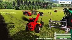 vidéo de tracteur vid 233 o bonus le tracteur volant et la benne qui danse