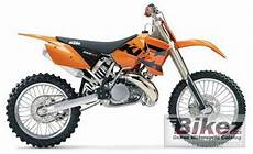 2004 ktm 250 sx specifications and pictures