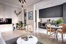 1 Bedroom Apartment Style Ideas by Small Apartment With Well Planned Layout And Luxurious