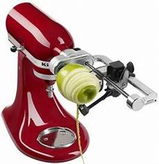 Spiralizer Kitchenaid Tool by Electric Spiralizers How To The Best Automatic