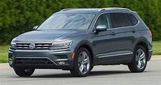 2018 Volkswagen Tiguan Drive Review Consumer Reports