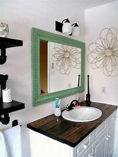 diy bathroom vanity ideas rustic wood vanity diy wood counter top bathroom