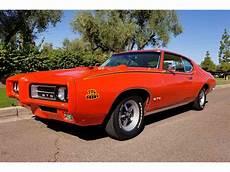 pontiac gto 1969 1969 pontiac gto the judge for sale classiccars cc 1047468