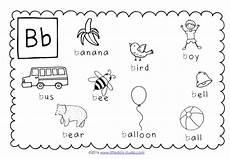 preschool letter b activities and worksheets