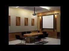 Desain Interior Ruang Pertemuan Kerja Dengan Gambar