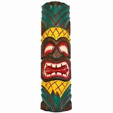 Backyard X Scapes 20 In Tiki Mask Pineapple Ku Tropical