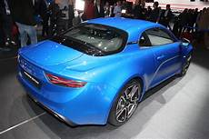 Alpine A110 Makes Debut At Geneva Myautoworld