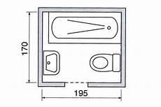 Le Plan D Une Salle De Bains Avec Toilettes Salle De