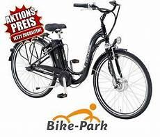 Prophete Alu Rex E Bike - sonderaktion elektro fahrrad prophete alu rex e bike led