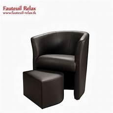fauteuil cabriolet avec pouf fauteuil cabriolet baya avec pouf fauteuil relax