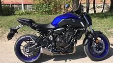 nouveauté moto yamaha 2018 yamaha mt 07 2018