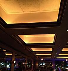 where can indirect ceiling illumination cove lighting be