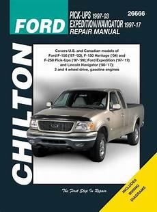 book repair manual 1997 ford expedition navigation system ford f150 f250 expedition lincoln navigator repair manual 1997 2017