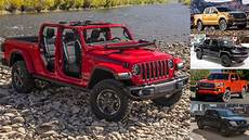 2020 jeep gladiator vs toyota tacoma comparison 2020 jeep gladiator vs 2019 ford ranger