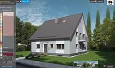 hausfassade gestalten ideen fassadengestaltung einfamilienhaus grau haus deko ideen