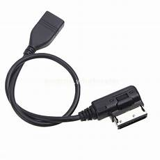 aux media interface usb cable ami adapter flash drive mp3