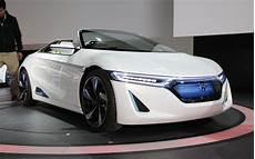 Honda Ev Concept We Hear Honda Ev Ster Concept To Be Built With Gas Power