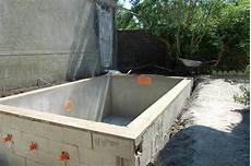 Construire Piscine Beton Jardin Piscine Et Cabane