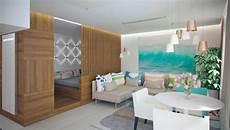 Wohnung Mit Möbel by Modern Wohnzimmer Einrichten Terrasse En Bois
