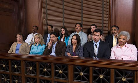History Of Jury Duty
