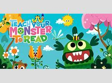 Teach Your Monster To Read,‎Teach Your Monster to Read on the App Store,Teach your monster to read free play|2020-06-29
