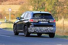 2020 bmw x1 facelift spied with new headlights sporty