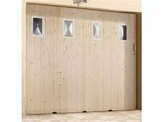 Porte De Garage Coulissante Avec Hublots H200xl300cm Pas