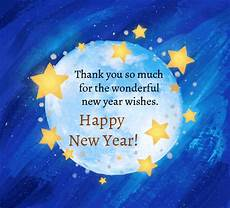 new year moon and stars thank you free thank you ecards greeting cards 123 greetings